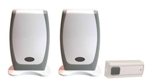 sonnette sans fil et sans pile. Black Bedroom Furniture Sets. Home Design Ideas